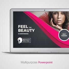 Beauty Powerpoint Presentation