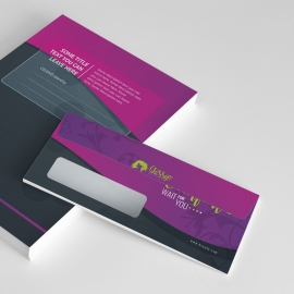 Beauty & Spa  Commerial Envelope