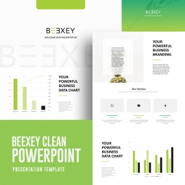 Beexey Clean PowerPoint Template