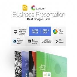 Best Business Google Slide Presentation