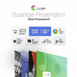 Freepiker Best Business Powerpoint Template