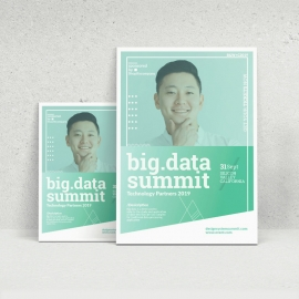 Big Data Conference Flyer