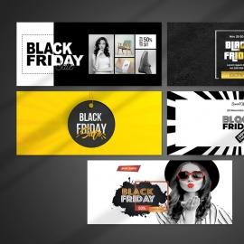 Black Friday Social Media Facebook Timeline Cover