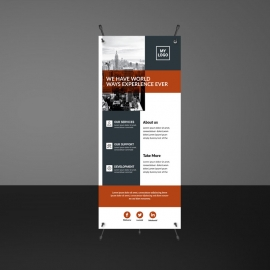 Boxs Creative Business Rollup Banners