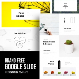 Brand Google Slide Template