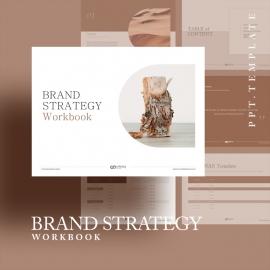 Brand Strategy Workbook PowerPoint