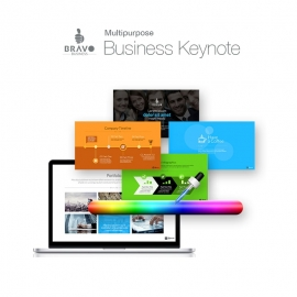 Bravo Multipurpose Business Keynote