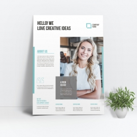 Bright Creative Flyer