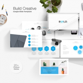 Build Creative Google Slide Template