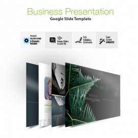 Business & Academic Google Slide Presentation