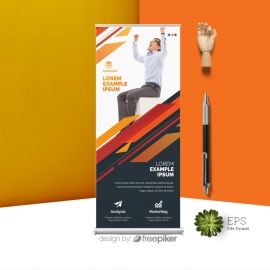 Business Banner Layout
