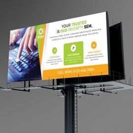 Business Billboard Banner