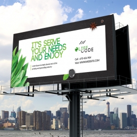 Business Billboard Banner