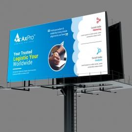 Business Billboard Banner Design