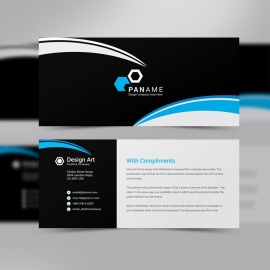 Business Complement Card