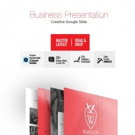 Business Google Slide Template
