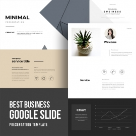 Business Google Slide Template