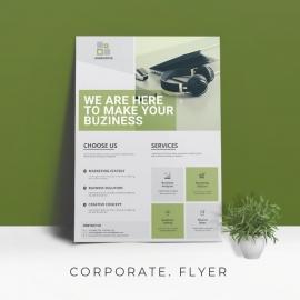Business grow Flyer