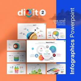 Business Infographic Powerpoint | Digit 2.0