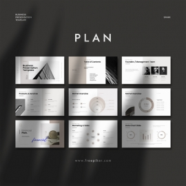 Business Plan Google Slide Presentation