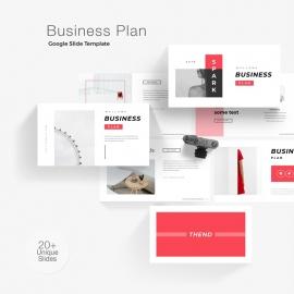 Business Plan Google Slide Template