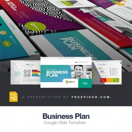 Business Plan Google Slide Template