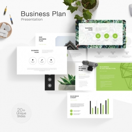Business Plan & Objectives Presentation