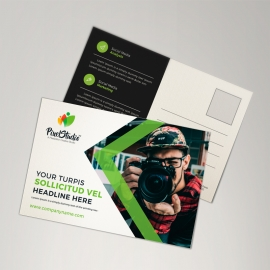 Business Postcard Design