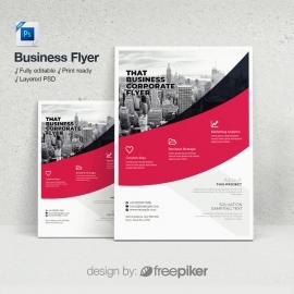 Business Psd Flyer