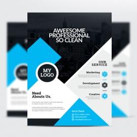 Business Psd Flyer Template