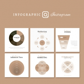 Canva Infographic Instagram Post Template