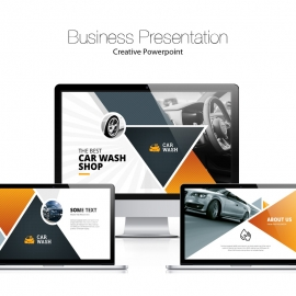 Car Wash Powerpoint Presentation