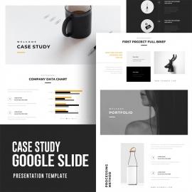 Case Study Google Slide Template