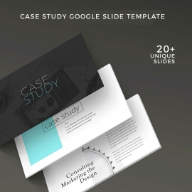 Case Study Google Slide Template