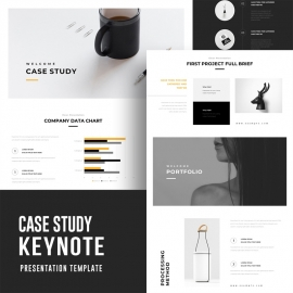 Case Study Keynote Template