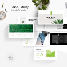 Case Study Keynote Template