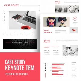 Case Study Keynote Template 2