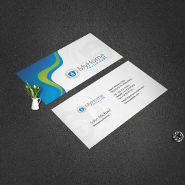 ChildCare Maternity Home Business Card