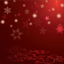 Christmas Background Vector Design
