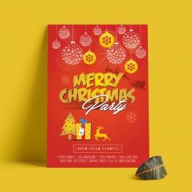 Christmas Flyer & Poster