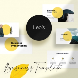 Circle Multipurpose  PowerPoint Presentation