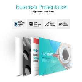 Clean & Creative Google Slide Presentation Template