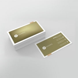 Clean Simple Business Card