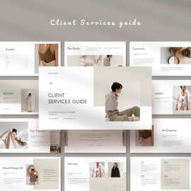 Client Welcome Guide Template