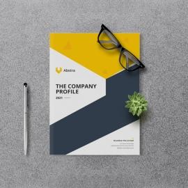 Company Profile Templte