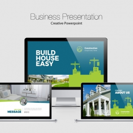 construction Powerpoint-Presentation