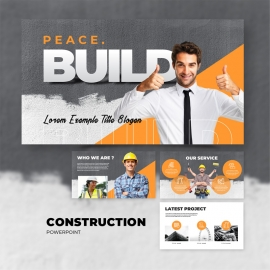 Construction & Real Estate PowerPoint Presentation