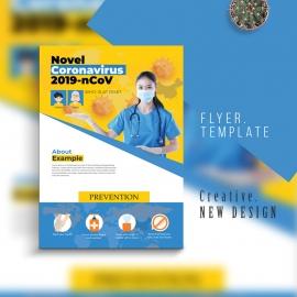 Coronavirus - COVID-19 - Response Flyer