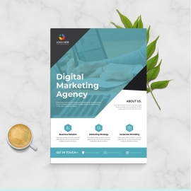 Corporate Agency Flayer