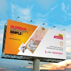 Corporate Business Billboard Banner